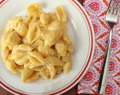 Creamy Homemade Mac 'N Cheese-