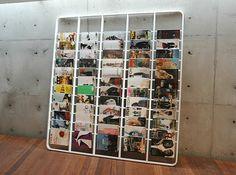 magazine storage and display