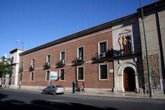Archivo de la Real Chancilleria de Valladolid. Calle Chancillería, 4, 47003 Valladolid