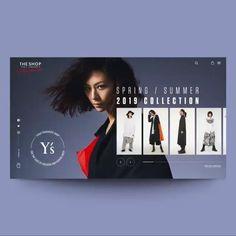 Web Design Studio, Web Design Company, Ui Ux Design, Website Design Layout, Web Layout, Layout Design, Fashion Website Design, Gui Interface, Marketing Website