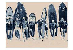 Philip Gendreau, Surfer Riders