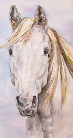 Anne Balogh   WATERCOLOR