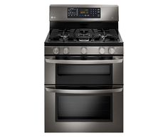 Black Stainless appliances. Ok!!!! #LGLimitlessDesign #Contest