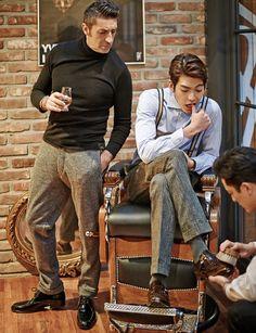 2014.02, LEON, Girolamo Panzetta, Kim Woo Bin