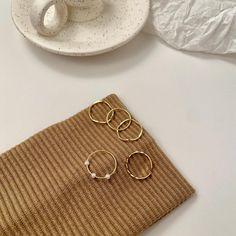 5 Pcs Set Fashion Minimalist Ring – klozetstyle.com Minimalist Fashion, Jewelry Watches, Fine Jewelry, Luxury, Rings, Ring, Jewelry Rings, Minimal Fashion, Jewelry