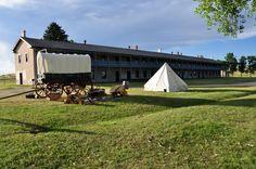 Wyoming, Fort Laramie National Historic Site