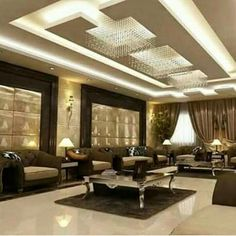 8 Engaging Tips: False Ceiling Wedding Beautiful false ceiling ideas gypsum.False Ceiling Modern For Kids false ceiling bedroom interiors.False Ceiling Modern Home. Best False Ceiling Designs, House Ceiling Design, Ceiling Design Living Room, Bedroom False Ceiling Design, Home Ceiling, Living Room Designs, Living Rooms, Modern Ceiling Design, False Ceiling Ideas