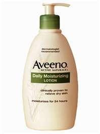 <3 Aveeno lotions