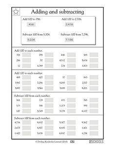 2nd grade, 3rd grade Math Worksheets: Reading bar graphs | Your ...