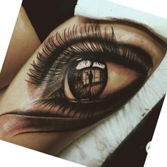 This is basically the exact tattoo i asked my tattooist to draw for me, only difference is that the silhouette in mine will be me and my dad, and this will form the beginning of my memorial sleeve #memorialtattoo #tattoo #blackandwhite #eyetattoo #dad #tattoo #meaningful #wantthis #futuretattoo