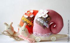 Tilda... snails :)