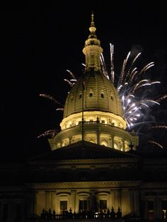 Our stunning Capitol #puremichigan