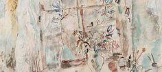 28th October, David Jones, Vintage World Maps, Museum, Watercolor, Portrait, Image, Painting, Design