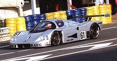 61 - Sauber-Mercedes C9/88 #88-C9-04 - Team Sauber Mercedes