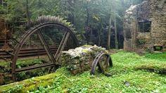 MOLINO ABANDONADO, FRANCIA. Los 40 lugares abandonados, mas bellos del planeta | Noti.in - Lo más interesante de la Red
