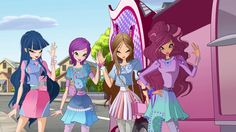 World of Winx - Season 1 Episode 9 - Shattered Dreams [Screenshots] - Winx Club All