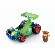 Kmart has Disney Little People Toy Store Vehicle Woody & RC for $12.49-50%off