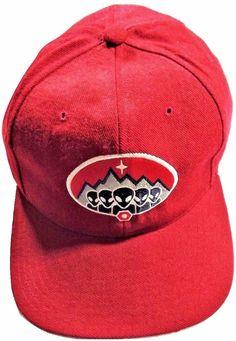 bdfc2e2e36e Vintage Alien Workshop Wool Snapback Cap Hat Headmaster Excellent Condition  Rare  Headmaster  BaseballCap Rare