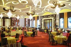 Awesome Banquet Interior And The largest Banquet In Karnal..