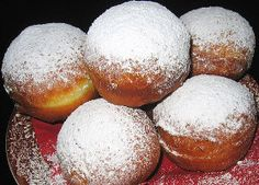 Berliner (The Best German Pastry) Repinned by www.gorara.com