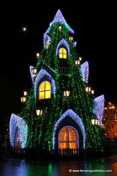 With a fairy tale tree house, dazzling light displays, and sweet treats galore, the Vilnius Christmas Market delivers holiday cheer in true European style.