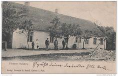 Försterei Kalkberg bei Fritzow Kreis Cammin