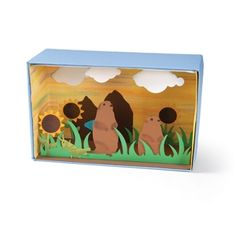 Use the Prairie Dog, Sunflower and Grasshopper to create dioramas of the plains habitat. Animal Projects, Animal Crafts, African Elephant Habitat, Dog Habitat, Grassland Biome, Diorama Kids, Art Activities, Activity Ideas, Classroom Activities