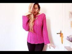 Blog By Day: Blusa Claudia :: Receita + Vídeo