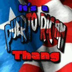 It a Puerto Rico Thang! <3