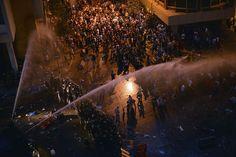 Dieciséis heridos en Beirut en las nuevas protestas masivas contra el Gobierno