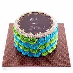 Eid Cake, Eid Al Adha, Eid Mubarak, Cake Decorating, Birthday Cake, Muslim, Pretty, Desserts, Gifts