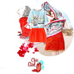"""""""Chic Girl"""" by ladysnape on Polyvore"""