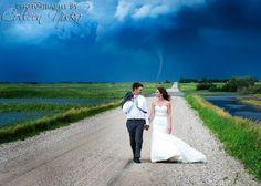 Fotos de casamentos feitas em paisagens naturais surpreendentes