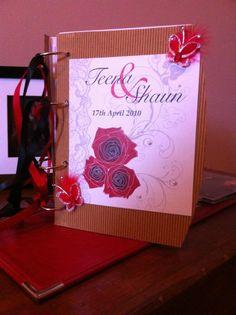 Wedding Card Storage Made By Me