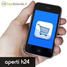 Con la tua app puoi anche fare acquisti online!