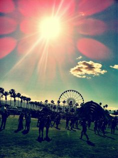 Are you ready for Coachella 2013?!? #coachella #musicfestival #wantickets
