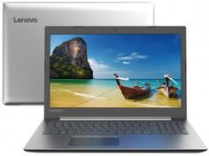 "Notebook Lenovo Ideapad 330-15IKB Intel Core i3 - 4GB 1TB 15,6"" Linux - Magazine Vendasonlineweb"