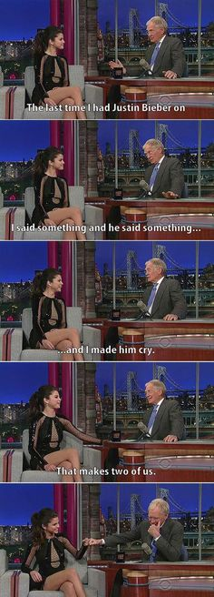 This is great. You go, Selena Gomez