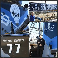 The Sea Shepherd #seashepherd #taiji #coveguardians