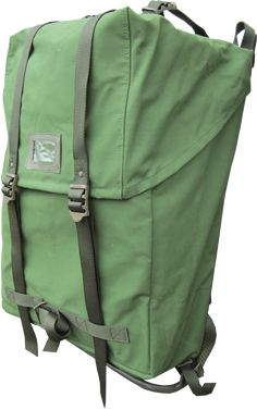 Swedish Military Backpack with Frame