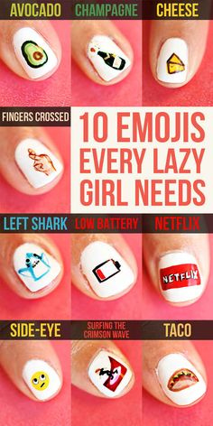 10 Non-Existent Emojis Every Lazy Girl Needs In Her Life