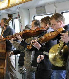 El flashmob llega a la música clásica