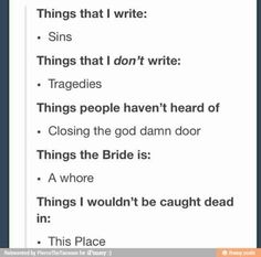 Panic! at the disco! I Write Sins Not Tragedies. This is awesome