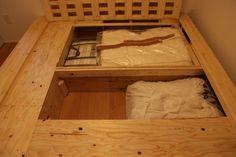 畳ベッド DIY 9