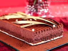 Trianon au chocolat - Meilleur du Chef