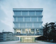 Galeria de Organização Mundial do Comércio / Wittfoht Architekten - 2