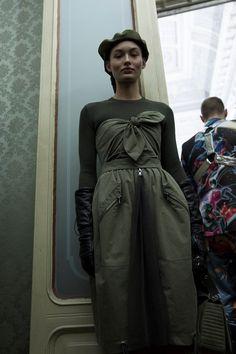 Moschino Menswear AW17 Milan Dazed