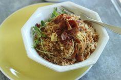Breakfast-For-Dinner Spaghetti