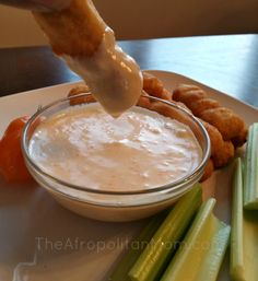 Chicken Breast Tenders with Habanero Ranch Dipping Sauce #ad, #LuvTyson