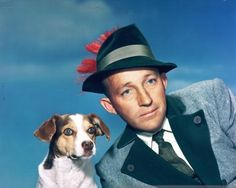 0 Bing Crosby and actor dog
